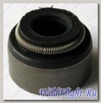 Колпачок маслоотражательный (6х11х13x8мм), резина LU017548