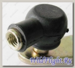 Чехол наконечника с шаровым пальцем, резина LU022486