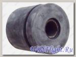 Подушка опорная крепления глушителя, резина LU018925