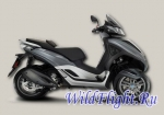 Скутер Piaggio MP3 Yourban 300 LT E4