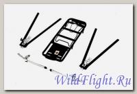 Багажник алюминиевый AST