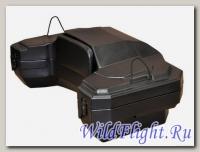 Кофр для ATV задний со спинкой SD1-R90 91л.