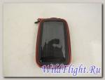 Чехол для навигатора-телефона с креплением на руль 6.5-7.0 для скутера