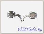 Зеркала (SF-018) d10 ЭКСКЛЮЗИВ (орден) металл Хром