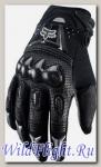 Перчатки FOX кроссовые Racing bomber black r