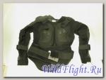 Защита тела мото PRO-BIKER НХ-Р13 (рубаха-черепашка, полная защита туловища)