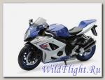 Модель мотоцикла 1:12 Suzuki GSX-R1000