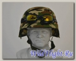 Шлем открытый YM-106 YAMAPA MILITARY NATO