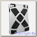 Чехол G-FORM EXTREME IPAD CLIP ON CASE SILVER