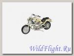 Модель мотоцикла 1:6 BMW R1200C
