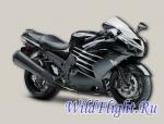 Мотоцикл Kawasaki ZZR1400 2019