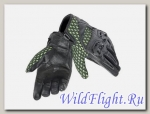 Перчатки Dainese GUA. AIR HERO Black Green