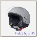 Шлем Vespa VISOR BT (Серый)