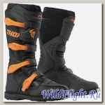 Ботинки Thor BLITZ XP CHARCOAL/ORANGE