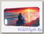 Чехол Закат на IPhone 7