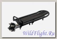 Багажник на подседельный штырь, алюминиевый, регулируемый AST