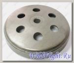 Барабан сцепления вариатора, сталь LU020124