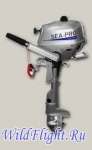 Лодочный мотор SEA-PRO F 2.5S