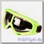 Очки кроссовые MICHIRU G130 Green