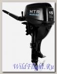 Лодочный мотор F15BMS MTR Marine