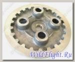 Диск сцепления, прижимной, сталь LU038574