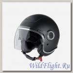 Шлем Vespa VJ (NERO OPACO)