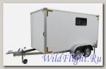 Прицеп-фургон легковой «для мобильной торговли» (без оборудования) модель 3792М4