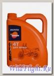 REPSOL RP Moto Off Road 4T SAE 10W-40 (4л) (REPSOL)