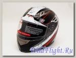 Шлем Vcan 158 интеграл black / crack-r