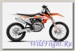 Кроссовый мотоцикл KTM 450 SX-F 2020
