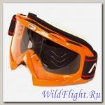 Очки кроссовые MICHIRU G970 Orange