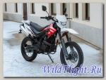 Мотоцикл Bison Motard 250