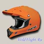 Шлем AFX FX-17 Solid ORANGE