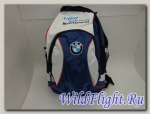 Рюкзак BMW сине-белый