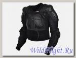 Куртка защитная (черепаха) Protection Jacket Черная MICHIRU