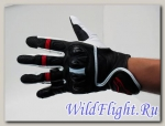 Перчатки Alpine Stars Gloves 10 Black/White