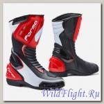 Ботинки FORMA FRECCIA BLACK/WHITE/RED