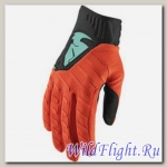 Перчатки THOR REBOUND RED ORANGE/BLACK
