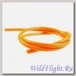 Шланг топливный 100см оранжевый SM-PARTS