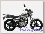 Мотоцикл Zontes Tiger ZT125-3A серый