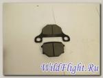 Колодки тормозные передние дисковые YM-423 Cobra/Leader-1/2
