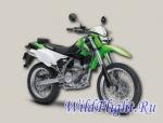 Мотоцикл Kawasaki KLX250 2018