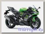 Мотоцикл Kawasaki Ninja ZX-6R 636 WSB 2019