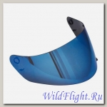 Визор тонированный DARK BLUE для шлема GSB G-339