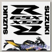 Комплект наклеек Crazy Iron SUZUKI GSXR PACK