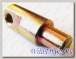 Штуцер направляющий троса масляного насоса, сталь LU038505