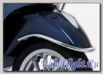 Хромированная защита переднего крыла Vespa Primavera/Sprint/Elettrica