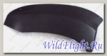 Накладка демпфирующая переднего облиц.щитка, левая, пластик LU025562