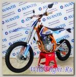 Мотоцикл Avantis Enduro 250 21/18 (172 FMM Design KT 2019) с ПТС
