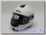 Шлем Nexo Touring flat white (модуляр)